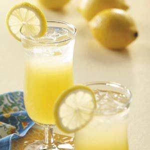 Sparkling Ginger Lemonade Recipe How To Make It Taste Of Home
