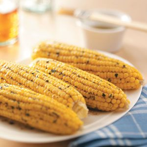 Tarragon Corn on the Cob