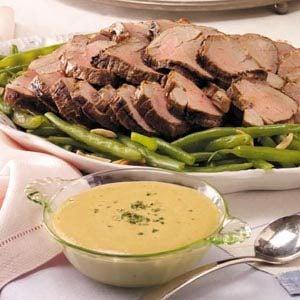 Grilled Marinated Pork Tenderloin