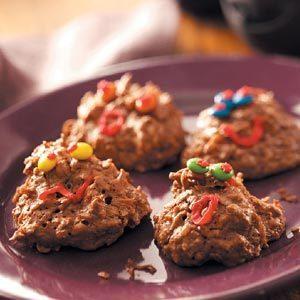 Chocolate Macaroon Critters