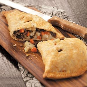 Home-Style Hearty Meat Pie