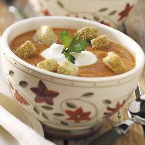 Cool Tomato Soup
