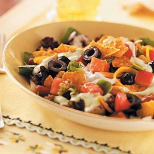 Hearty Taco Salad