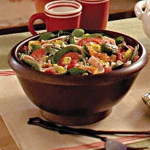 Spinach Festival Salad