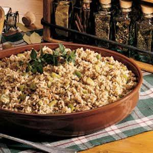 Hearty Rice Casserole