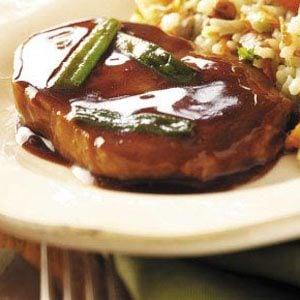 Hoisin-Glazed Pork