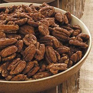 Sugar-Free Spiced Pecans