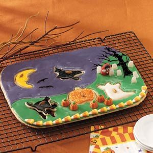Halloween Night Cookie Puzzle