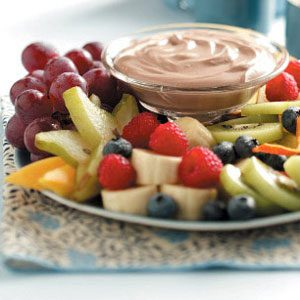 Chocolaty Fruit Dip