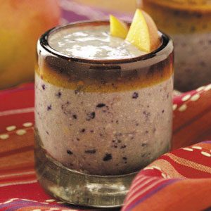 Blueberry Mango Smoothies