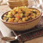 Southwest Black Bean Pasta