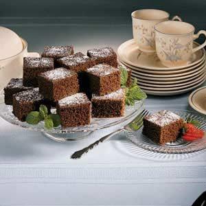 Grandmother's Chocolate Cake