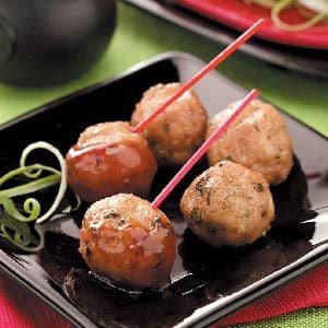 Bone-Crunching Meatballs