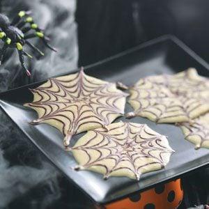 Spiderweb Candy