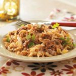 Home-Style Beef Noodle Casserole