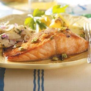 Pacific Rim Salmon