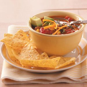 Flavorful Taco Soup