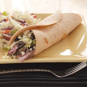 Super Flatbread Wraps