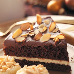 Nutty Chocolate Cake