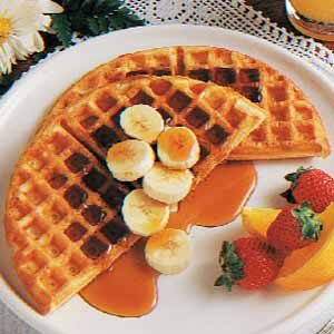 Dutch Cream Waffles