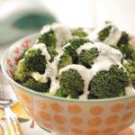 Broccoli & Horseradish Sauce