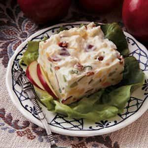 Frozen Waldorf Salad