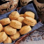 Soft Sweet Potato Biscuits