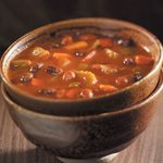 Slow-Cooked Two-Bean Chili