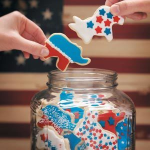 Election Day Cookies
