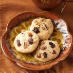 Raisin Sweet Potato Cookies