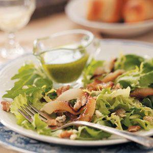 Roasted Onion Salad