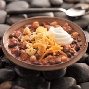 Fully Loaded Chili
