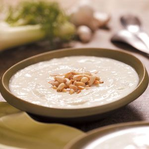 Garlic Fennel Bisque