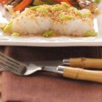 Asian Sesame Cod