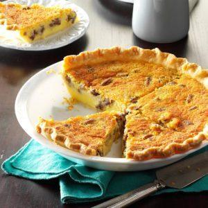 Buttermilk Pecan Pie