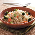 Jasmine Rice & Quinoa Pilaf