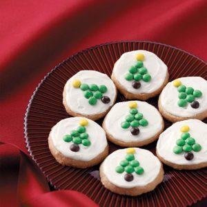 Crisp Lemon Tea Cookies