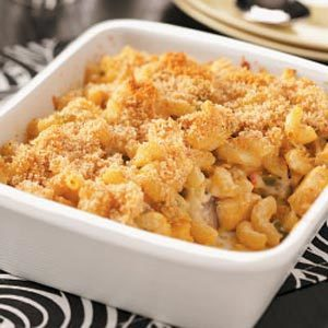 Macaroni Chicken Casserole