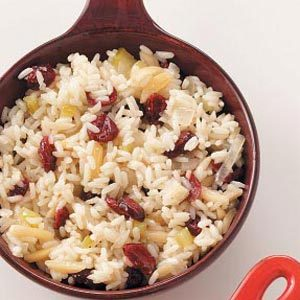 Cranberry Confetti Rice