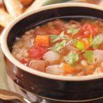 Sportsman's Bean Soup