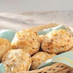 Sun-Dried Tomato Cheese Biscuits