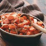 Gingered Orange Carrots