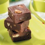 Pecan Toffee Fudge