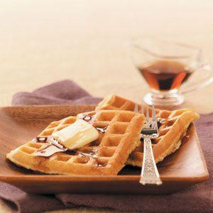 Makeover Multigrain Waffles