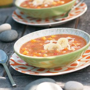 Caribbean Fruit Soup