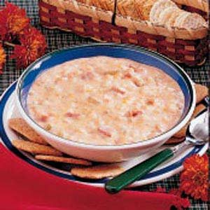 Ham and Bean Chowder