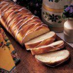 Lemon Cheese Braid Bread