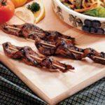 Marinated Pork Strips