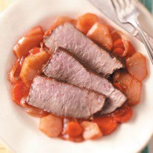 Tangy Pot Roast