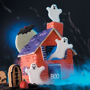 Spooky Cookie Cottage